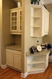 Corner Kitchen Cabinet Storage by Corner Kitchen Cabinet Ideas Open Corner Shelves Corner Kitchen
