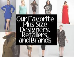 dress brands plus size designers and brands denee