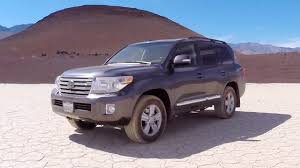 2015 toyota land cruiser review and road test youtube