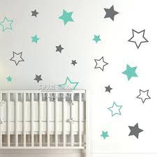 stickers étoile chambre bébé stickers etoiles chambre bebe sticker mural sticker wall sticker d