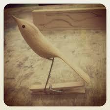 how to make a simple wooden peg bird automata automata