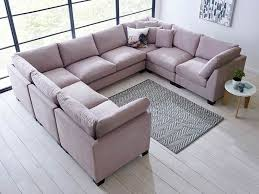 U Shaped Leather Sectional Sofa Best 25 U Shaped Sectional Sofa Ideas On Pinterest U Shaped