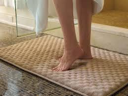 Brown Bathroom Rug by Best Bath Rug Set For Bathroom Design Blogdelibros