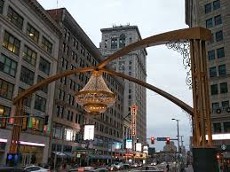 Cleveland Outdoor Chandelier Things To Do In Cleveland During The Rnc Travel 411