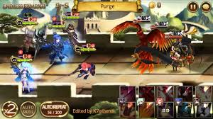 Asia Map Games by Seven Knights Asia Update Map 9 5 Youtube