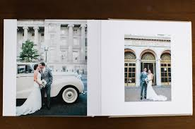 washington dc photo album classic washington dc wedding album design by bradshaw
