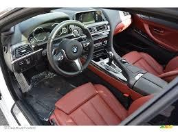 bmw red interior vermillion red interior 2016 bmw 6 series 650i gran coupe photo