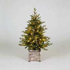 prelit christmastrees christmas trees u0026 lights