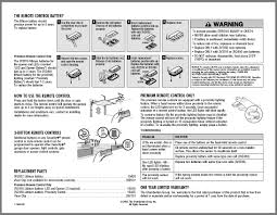 Syncing Garage Door Opener With Car by Garage Doors U0026 Garage Door Opener Manuals Active Door