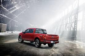 ford raises the bar again new f 150 pickup is even tougher