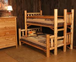 best woodworking plans book build log bunk beds wooden plans