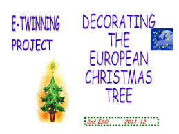 our european christmas tree at