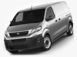 peugeot expert peugeot expert 2016 panel van 3d model in van and minivan 3dexport