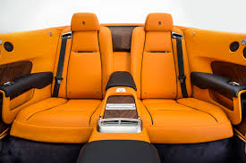 roll royce orange rolls royce introduces dawn just british