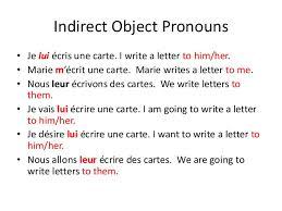 copy of object pronouns lessons tes teach