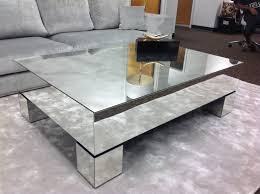 estelle mirrored coffee table bernhardt mirrored coffee table home design and decorating ideas