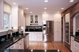 kitchen cabinets diffe heights crown molding kitchen cabinets home danville kitchen