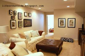 modern gray basement decorating ideas image 5 courtagerivegauche com