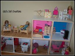 gigi u0027s doll and craft creations american doll house tutorial