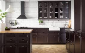 black and white kitchen framed pictures 24 best one wall kitchen design and layout ideas