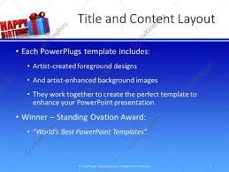 100 birthday presentation template birthday templates for