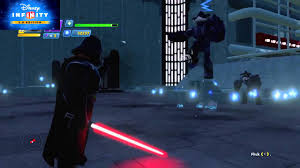 darth vader force choke darth vader s force choke disney infinity 3 0 youtube