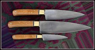 4 6 inch carbon steel western style kitchen knives