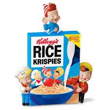 snap crackle pop rice krispies cereal ornament keepsake