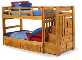 Boys Bunk Beds With Slide Kid Bunk Beds With Stairs Home Design Ideas