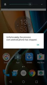 unfortunately the process android phone has stopped unfortunately the process android phone has stopped lenovo