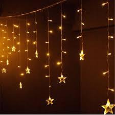 Led Light Curtain Lights Bedroom Led Light Copper Wire String Lights