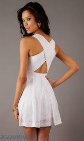 all white graduation dresses white dresses for juniors graduation naf dresses