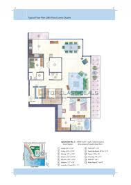 marina blue floor plans top class deals real estate dubai
