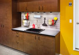 Custom Cabinets Michigan Michigan Garage Cabinets Custom Wall Mounted Cabinet Systems For