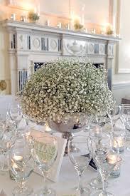 romantic table arrangement wedding table idea bridesmagazine co