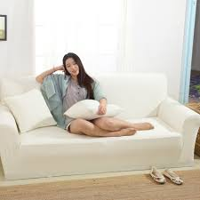 White Sofa Slipcovers by Online Get Cheap White Sofa Covers Aliexpress Com Alibaba Group