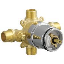 Adjust Delta Shower Faucet Ptr188700 Unws Pressure Balance Valve Body
