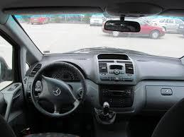 mercedes vito interior auto dezmembrate mercedes benz vito 2 2cdi 2004 diesel