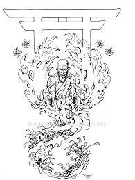 Asian Design Asian Design Inked By Samurai30 On Deviantart