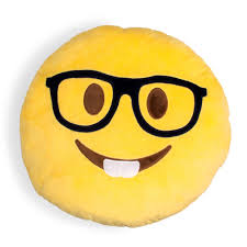 Nerdy Home Decor by Nerdy Pillows Emoji Great Home Decor How To Make Decorative