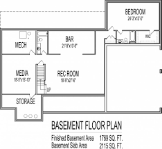 house plans with finished walkout basements baby nursery country home plans with basement best country house