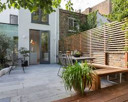 Privacy Walls For Patios by Privacy Fence Ideas Houzz