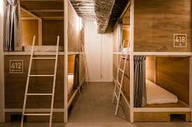 Hostel Bunk Beds Tokyo Digs It S Hosteling But Not As We It The Japan Times