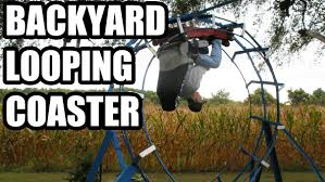john ivers u0027 blue flash backyard coaster nolimits exchange com forum