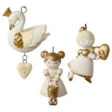hallmark light and butterfly ornament ornaments