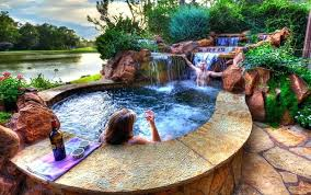 Backyard Paradise Ideas Backyard Paradise Ideas Waterfall Backyard Landscaping Paradise