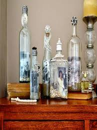 Diy Recycled Home Decor Awesome Idea Glass Bottles Recycling For Coastal And Beach Decor