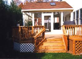 Deck To Sunroom Sunroom Contractor Fredericksburg Sunroom Designs Va Sunroom