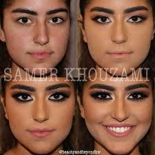 samer khouzami make up arab