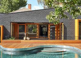 pool houses with bars swimming pool elegant house design with white trundle bars and